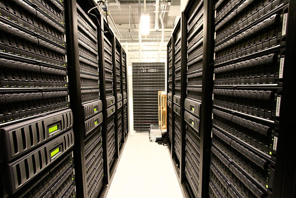 Выбор конфигурации Dedicated server