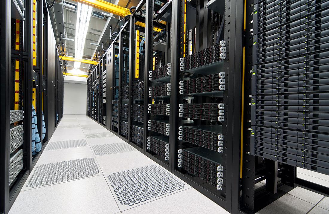 Преимущества дата-центра Global Web