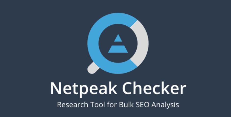 Анализ сайтов с помощью Netpeak Checker